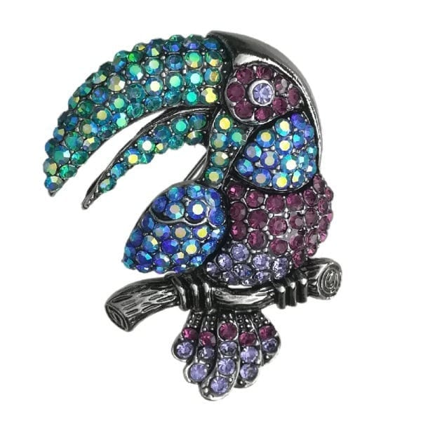 broche-perroquet-strass-en-cristal-multicolore