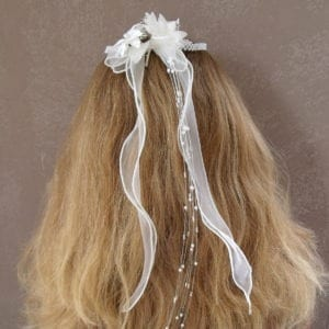 Coiffure mariage petite fille 19