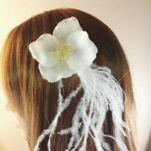 Fleur Cristal Rock Plumes