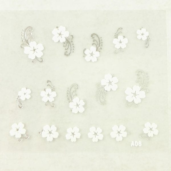Stickers pour ongles – AB08