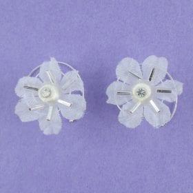 Ressorts Fleur perlée