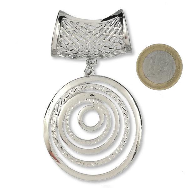 Bijou pour Foulard Spirale
