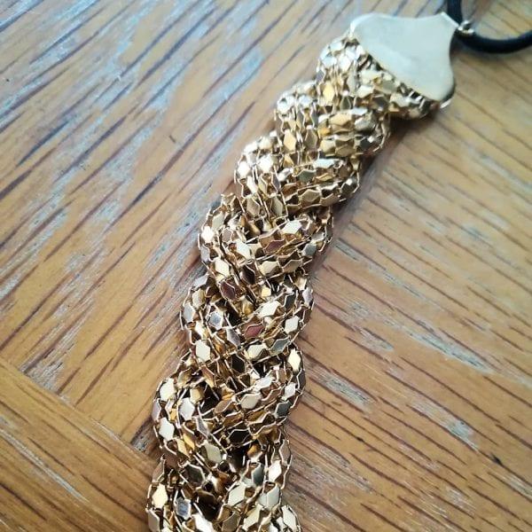 Bandeau Elastique Perles Adsila