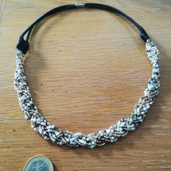 Bandeau Elastique Perles Abequa