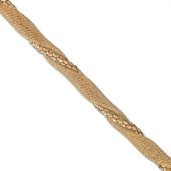 Bandeau Elastique Perles Abey - Multicolore
