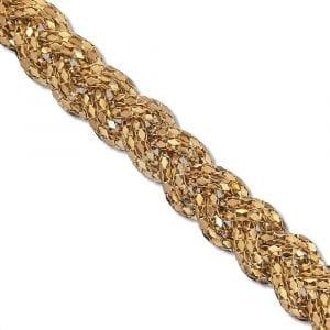 Bandeau Elastique Perles Adsila - Gris
